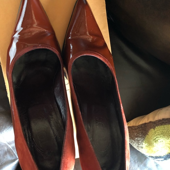 Tod's Shoes - TODS Patent Leather pump